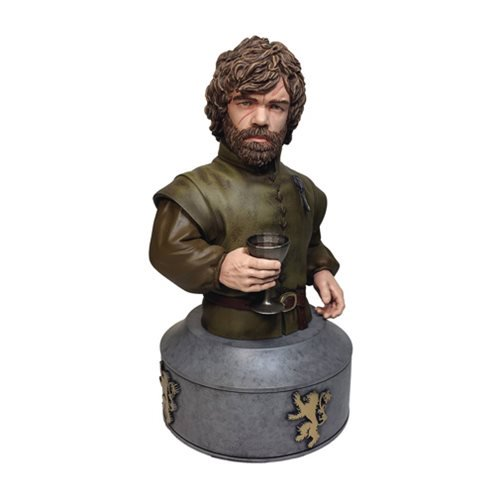 Game of Thrones Tyrion Lannister Bust - Official Dark Horse :: Mental XS Online