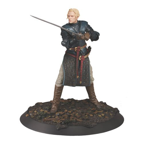 Game of Thrones Brienne of Tarth Statue - Official Dark Horse :: Mental XS Online