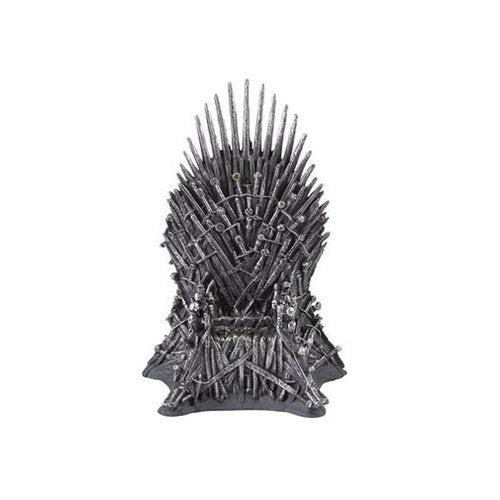 Game of Thrones Iron Throne Business Card Holder - Official Dark Horse :: Mental XS Online