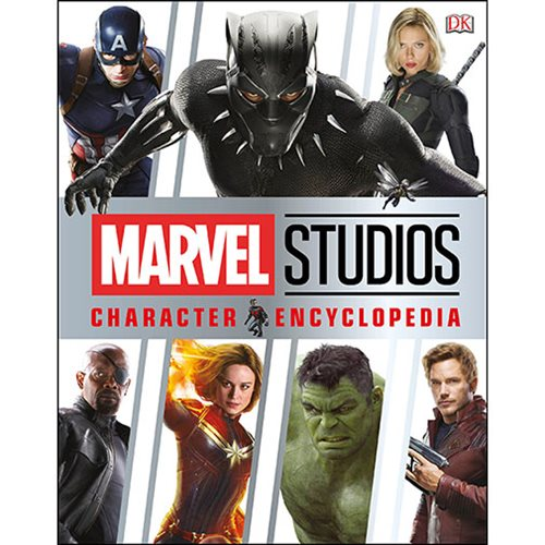 Marvel Studios Character Encyclopedia Hardcover Book - Official Dk Publishing :: Mental XS Online
