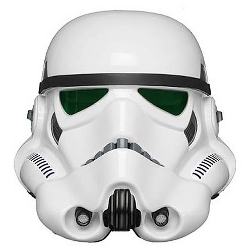 Star Wars: A New Hope Stormtrooper Helmet :: Mental XS Online