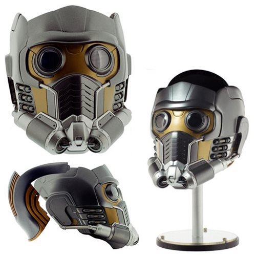 Marvel Comics - Guardians of the Galaxy Star-Lord Helmet 1:1 Scale Prop Replica - Official Efx Collectibles Limited Edition 750 :: Mental XS Online