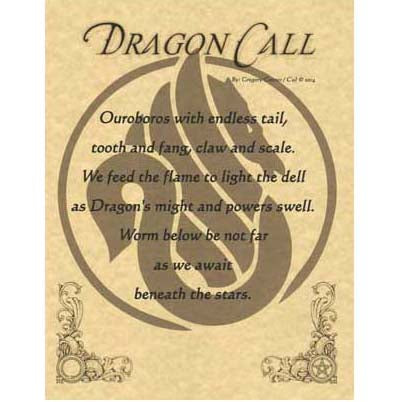 Dragon Call poster