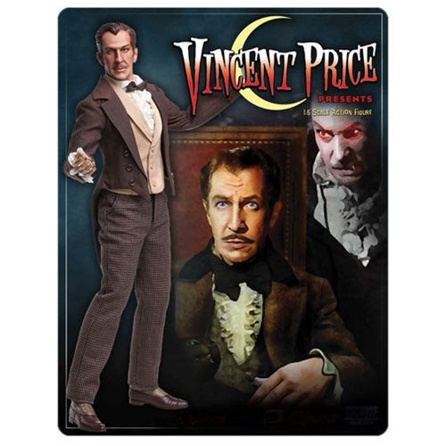 Vincent Price 1:6 Scale 12