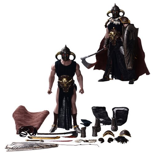Frank Frazetta's Death Dealer 1:6 Scale Action Figure :: Mental XS Online
