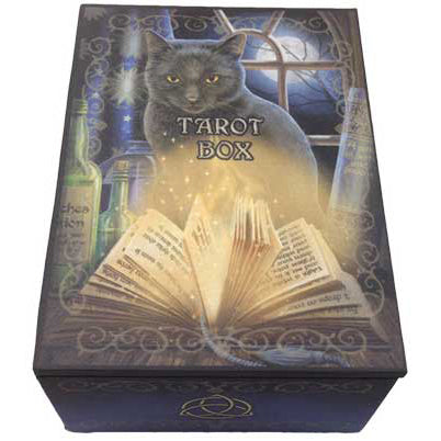 Bewitched Tarot Box by Lisa Parker (5½