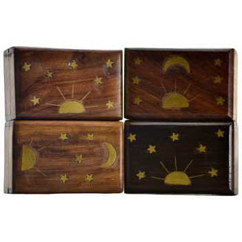 Celestial Box (various designs) 3