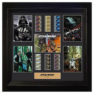 Star Wars Episode VI: Return of the Jedi Special Edition Montage Film Cell - Official Filmcells Ltd :: Mental XS Online