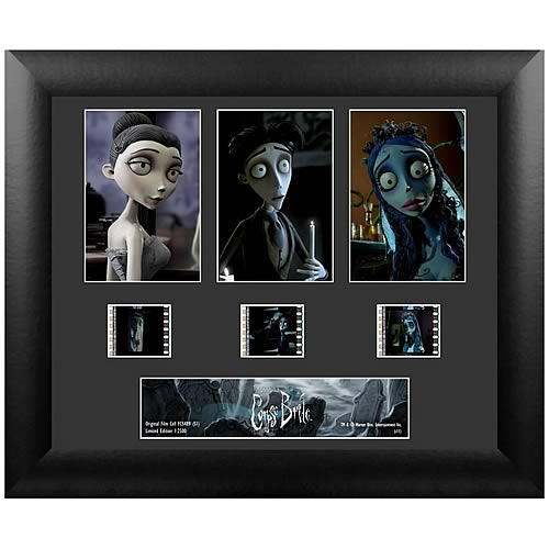 Corpse Bride Series 1 Standard Film Cell Display :: Mental XS Online