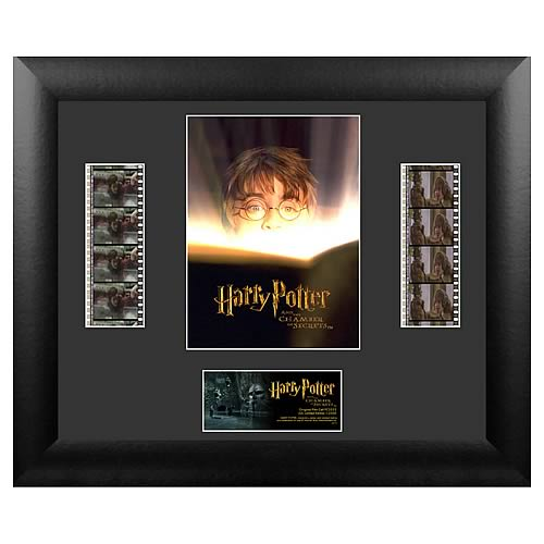 Harry Potter 2: Chamber of Secrets Series 5 Film Cell Display :: Mental XS Online