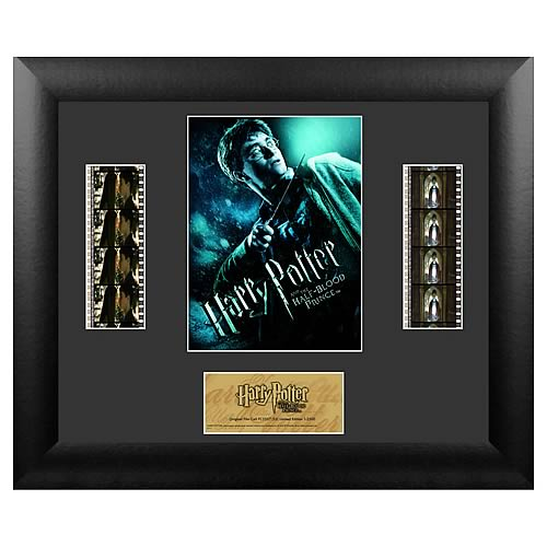 Harry Potter 6: The Half Blood Prince Series 5 Film Cell Display :: Mental XS Online