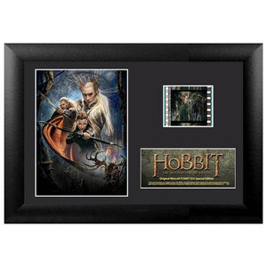 The Hobbit: Desolation of Smaug Series 3 Mini Film Cell Display - Official Filmcells Ltd  :: Mental XS Online