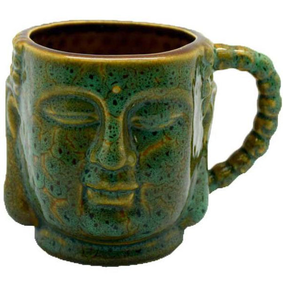 Set of 2 Buddha mugs