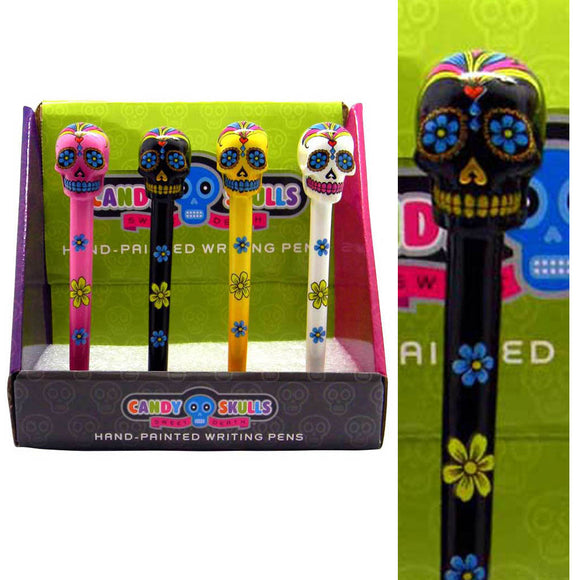 Day of the Dead pens - box of 12