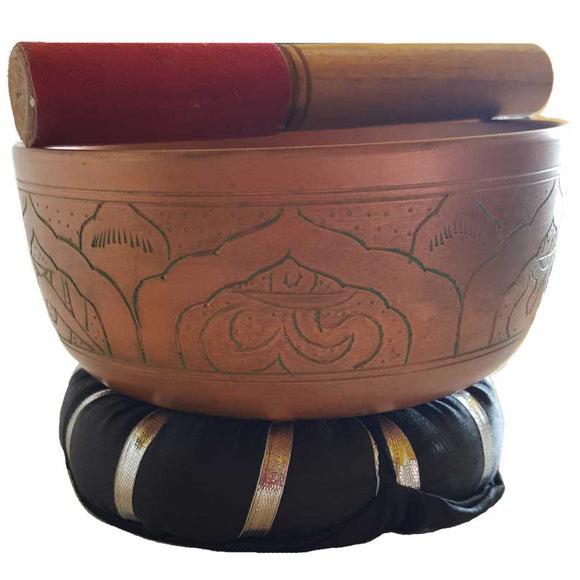 Metal Singing Bowl 6