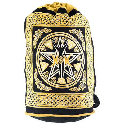 Pentacle Goddess Backpack