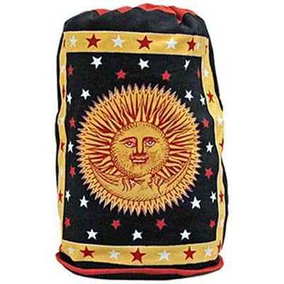 Sun & Moon Canvas Backpack