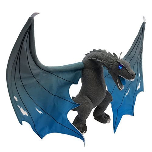 Game of Thrones Icy Viserion Jumbo Dragon Plush - Official Factory Entertainment :: Mental XS Online