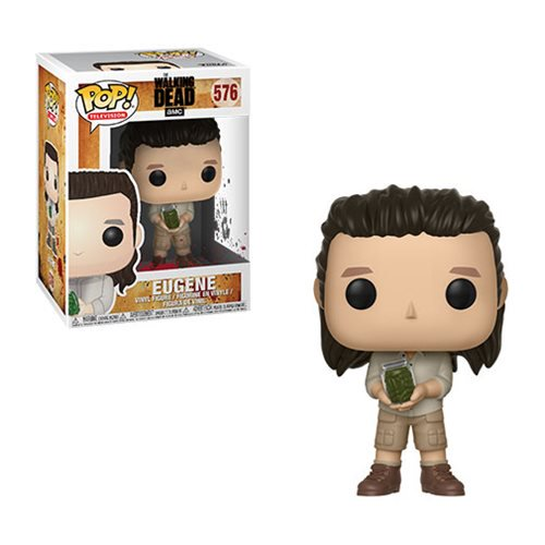 The Walking Dead Eugene Pop! Vinyl Figure #576 - Official Funko :: Mental XS Online