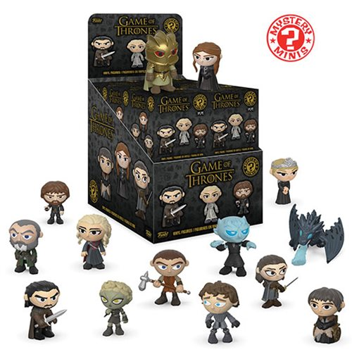 Game of Thrones Mystery Minis Display Case - Official Funko :: Mental XS Online