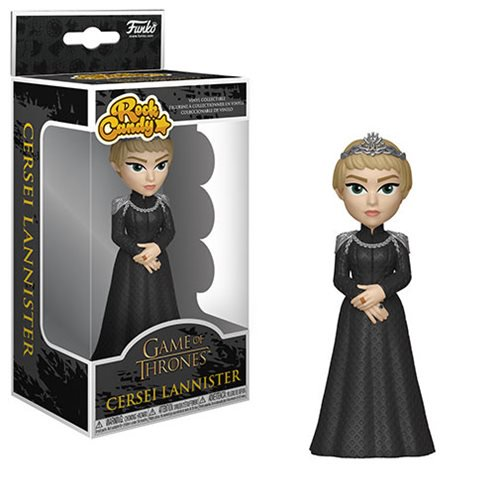 Game of Thrones Cersei Lannister Rock Candy Vinyl Figure - Official Funko :: Mental XS Online
