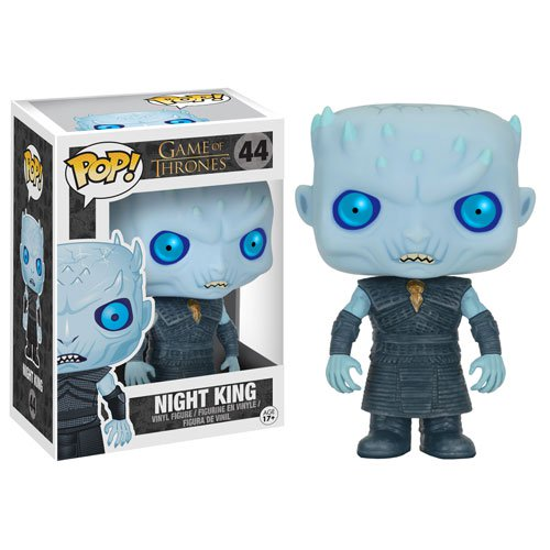 Game of Thrones Night King Pop! Vinyl Figure #44 - Official Funko :: Mental XS Online
