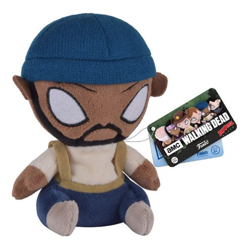 The Walking Dead Tyreese Mopeez Plush - Official Funko :: Mental XS Online