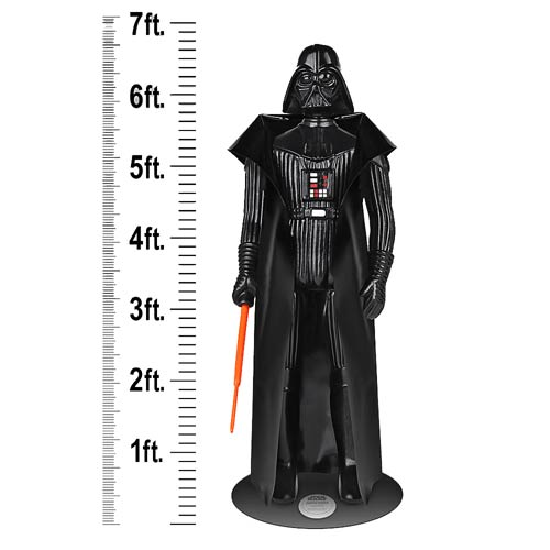 Star Wars Darth Vader Life-Size 6ft Kenner Action Figure - Gentle Giant Limited Edition :: Mental XS Online