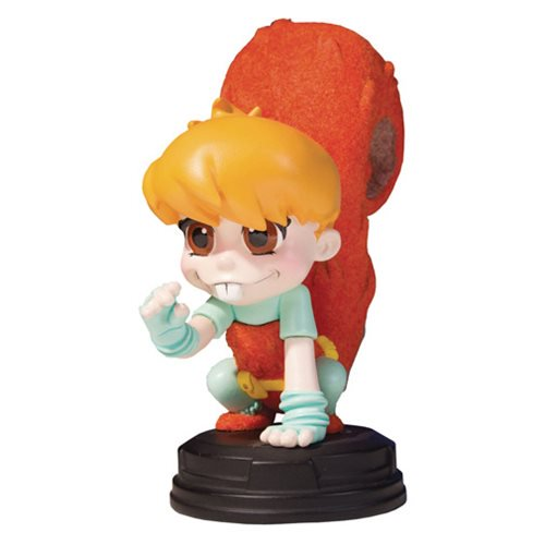 Marvel Squirrel Girl Animated Statue - Official Gentle Giant Limited Edition 2000 :: Mental XS Online
