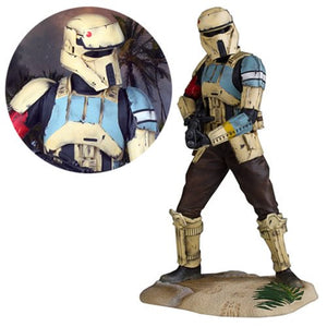 "Star Wars: Rogue One Scarif Shoretrooper Collector's Gallery 8"" Statue - Official Gentle Giant Limited Edition 1200 :: Mental XS Online"