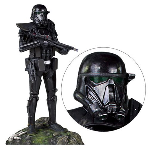 Star Wars: Rogue One Death Trooper Specialist 1:8 Scale Statue - Official Gentle Giant Limited Edition :: Mental XS Online
