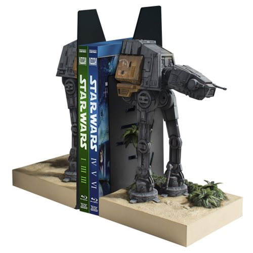 Star Wars Rogue One AT-ACT Bookends Statue Ltd Ed :: Mental XS Online