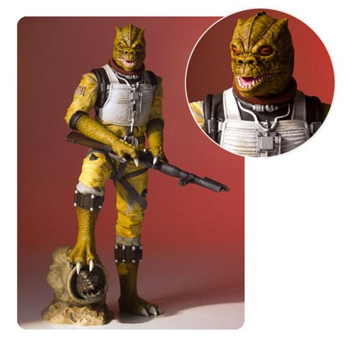 Star Wars Bossk Collectors Gallery 1:8 Scale 9½