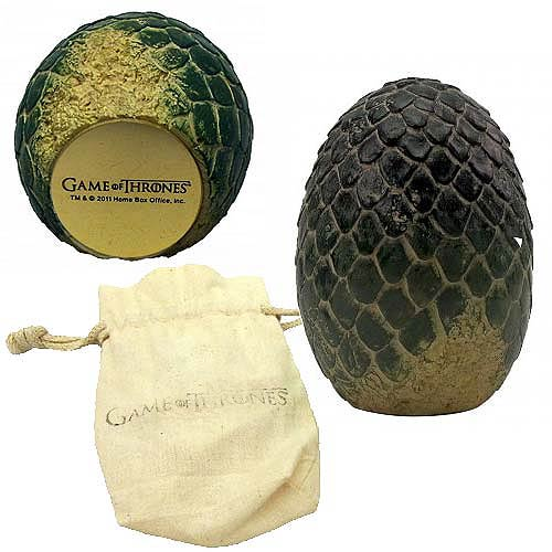 Game of Thrones Rhaegal Dragon Egg Prop Replica Paperweight - Official Artisan Designs :: Mental XS Online