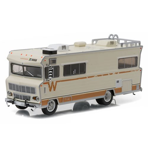 The Walking Dead Dale's Winnebago 1:64 Scale Vehicle - Official Greenlight Collectibles :: Mental XS Online