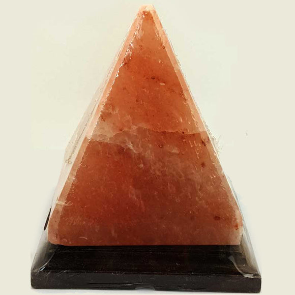 Pyramid Himalayan Rock Salt Lamp 6