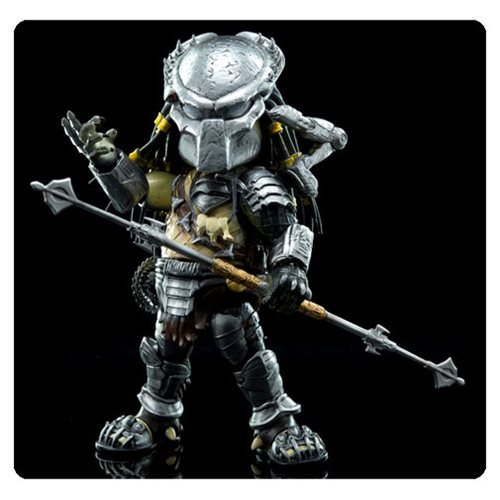 AVP: Requiem Wolf Predator HMF Die-Cast Metal Action Figure 6