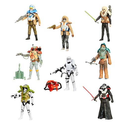 Star Wars TFA Armor Series Action Figures Wave 1 :: Mental XS Online