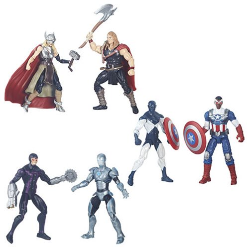 Marvel Legends Comic Packs Action Figures Wave 1 - Official Hasbro :: Mental XS Online