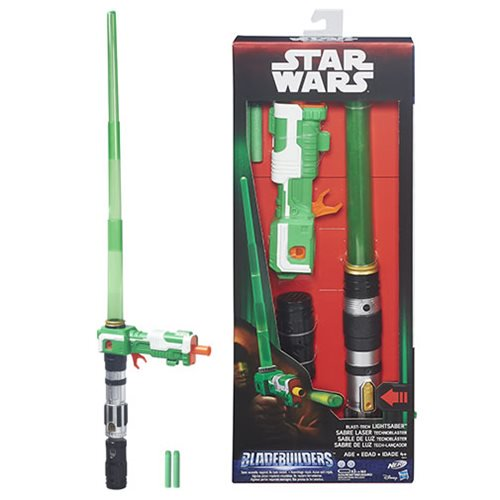 Rogue One: A Star Wars Story Bladebuilders Blast Tech Lightsaber - Official Unisex :: Mental XS Online