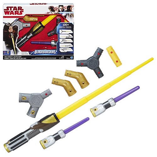 Star Wars Episode VIII: The Last Jedi Bladebuilders Lightsaber - Official Unisex :: Mental XS Online