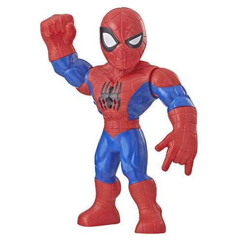 Marvel Mega Mighties Spider-Man Action Figure - Official Hasbro :: Mental XS Online