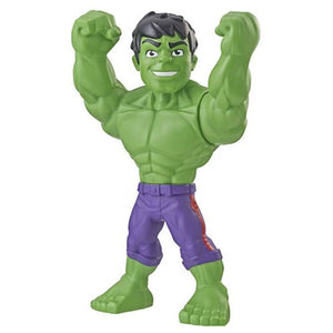 Marvel Mega Mighties Hulk Action Figure - Official Hasbro :: Mental XS Online