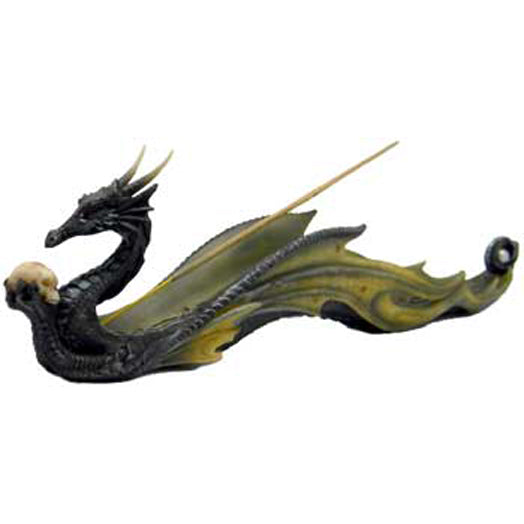 Dragon Cold-Cast Resin Ash Catcher