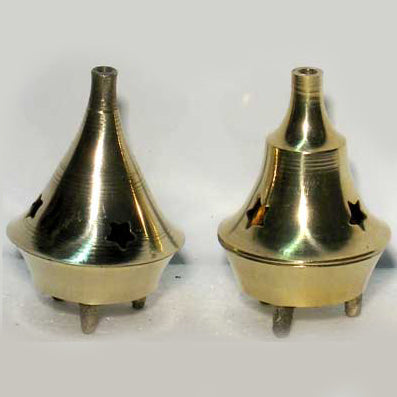 Brass Incense Burner (various designs) 2.5