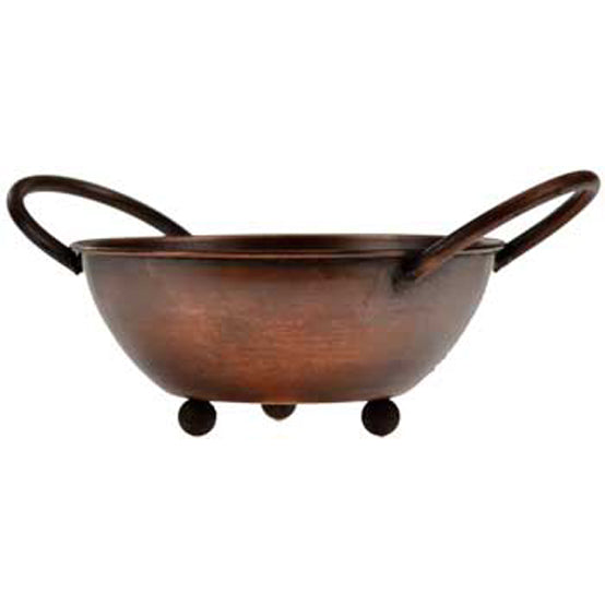 Handled Copper Burner
