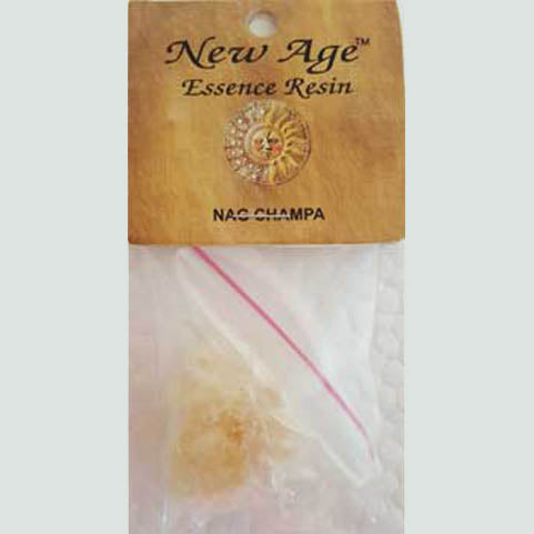 New Age Essence Nag Champa Resin Incense (5g)
