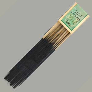 1618 Gold Love Incense Sticks - 13 pack