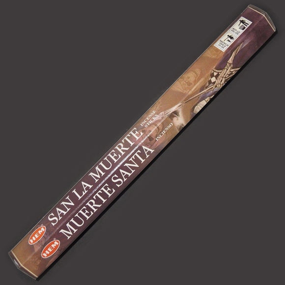 HEM Santa Muerte Incense Sticks - 20 pack (20g)