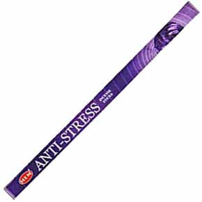 HEM Anti Stress Incense Sticks - 8 pack